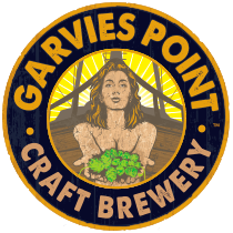 Garvies Point Brewery Logo
