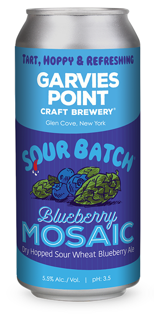 Sour Batch Blueberry Mosaic - Sour Ale