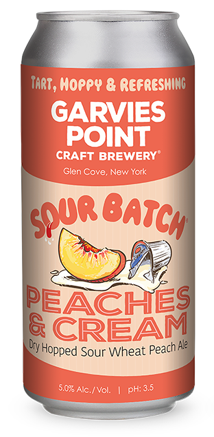 Sour Batch Peaches & Cream - Sour Ale