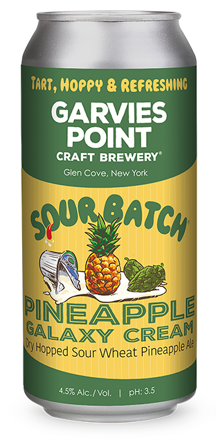 Sour Batch Pineapple Galaxy Cream - Sour Ale
