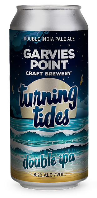 Turning Tides - Double IPA